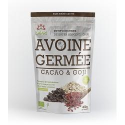 Avoine germée - Cacao & Goji