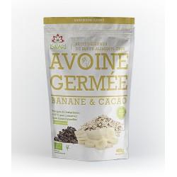 Avoine germée - Banane & Cacao