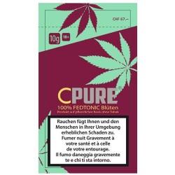 CPure Fedtonic