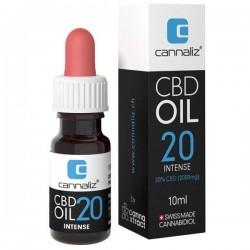 Cannaliz Huile CBD 20%