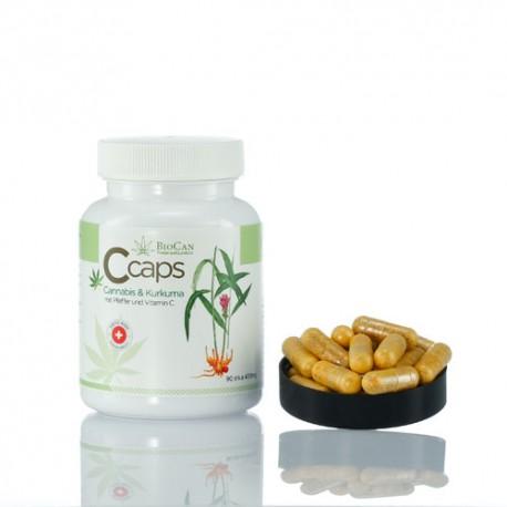Ccaps - Cannabis et Curcuma