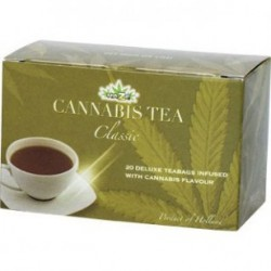 Cannabis Tee Classic